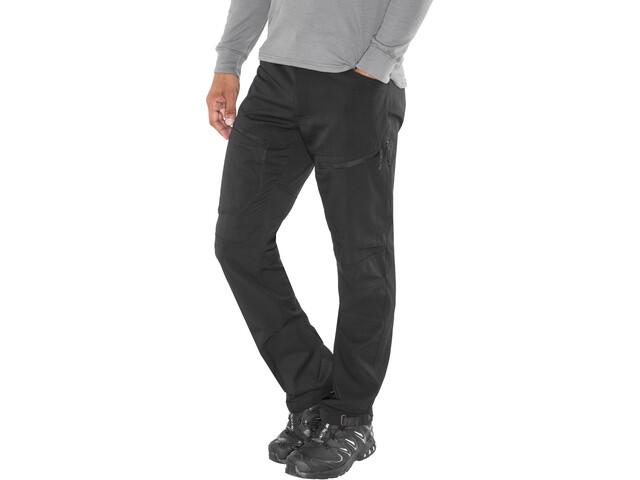 North Bend Trekk Pantaloni da trekking Uomo, black
